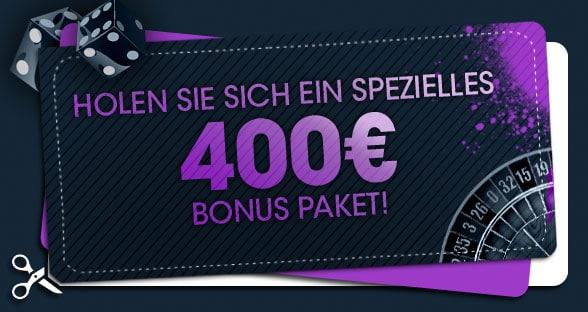 Scasino Bonus Code