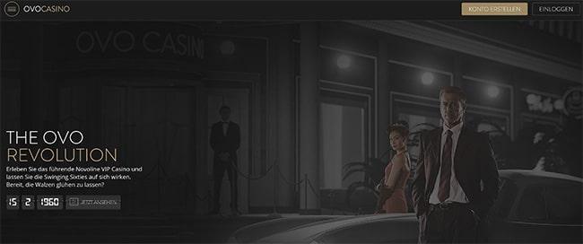 OVO Casino Erfahrung