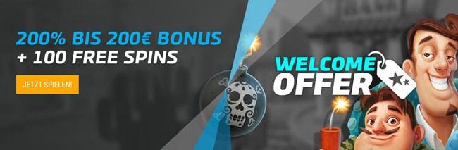 Casino Bonus mybet