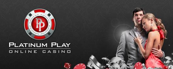 Platinum Casino Banner