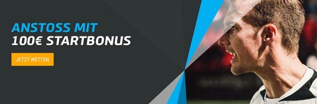 Sportwetten Bonus mybet